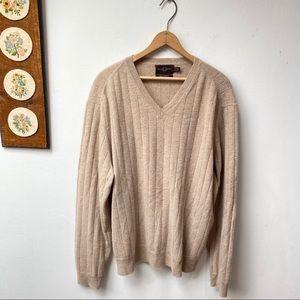 Black Brown 1826 100% Cashmere Sweater